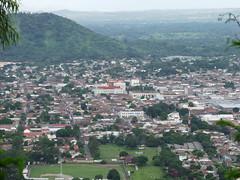 Santa Ana dese el mirador 작성자 Carlos E. Cáder