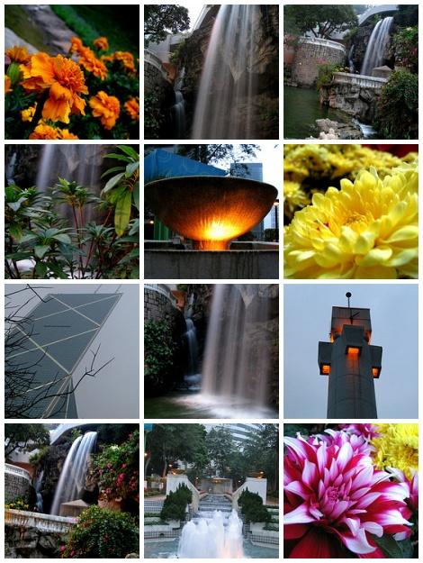 Hongkong Park 香港公園