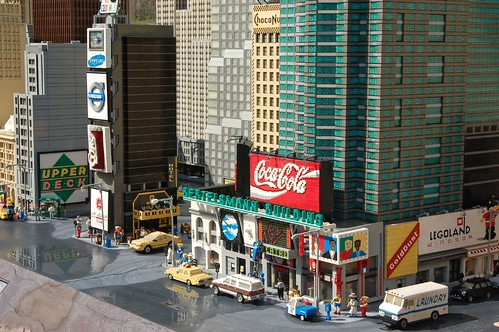 Lego New York City 021907