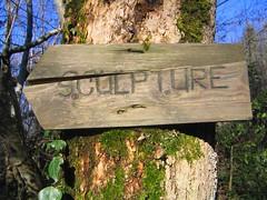 sculpture & flechage