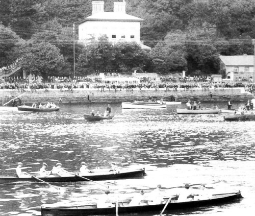Cork Regatta in the 1950s