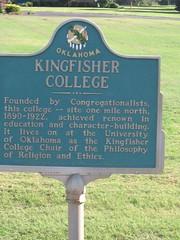 Kingfisher College