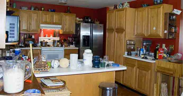 kitchen: the long shot