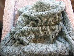Baltic Sea Stole - unblocked