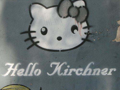 Hello Kirchner!
