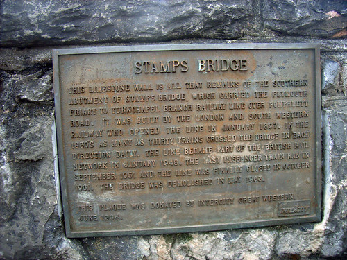 Stamps bridge