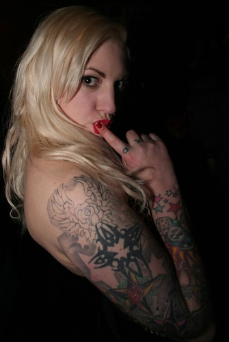 pottery · DPP_0003 · Tattoo Woman