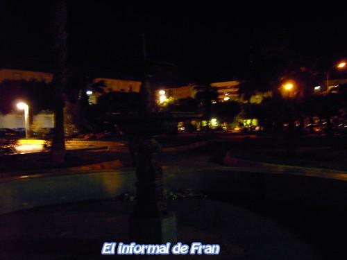 fuente noche
