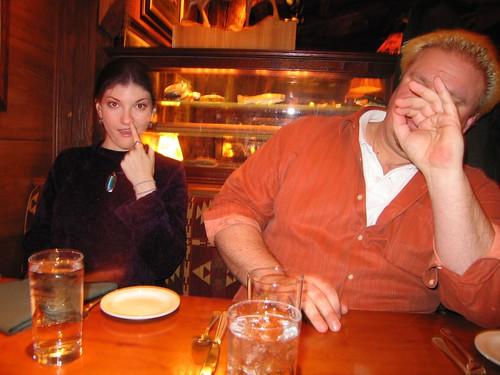 christina and tim