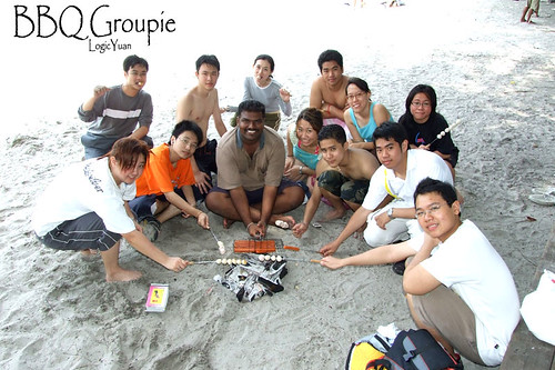 bbq groupie