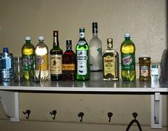 brandon's liquor closet