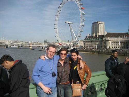 Pieter, Karen en ik