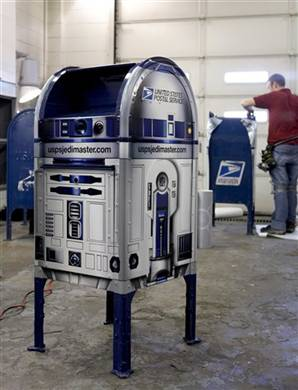 R2D2 mailboxes coming soon!!