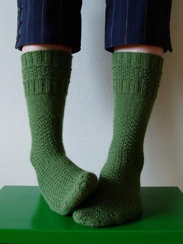 Little Child's Sock