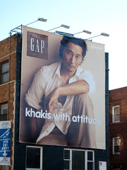 Daniel Dae Kim wants you to buy khakis