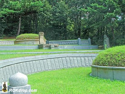 Family Cemetery on Dobong Mountain.