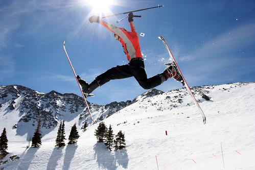 Ski Jump 242 by Shay Haas.