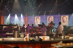 Iron Chef America Taping 10.06.06 at Flickr.com