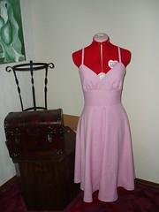 Pink Spring Dress