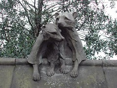 Animals escaping  from Bute Park - by JF Sebastian