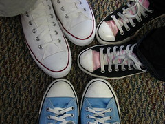 Converse's at the KPL