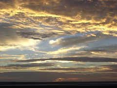 Sunrise At Lake Eyre South