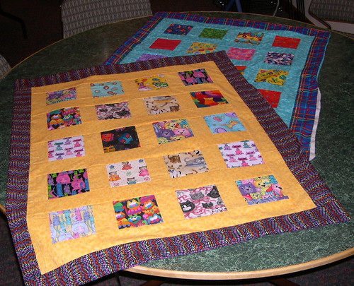 Two Charity Quilts