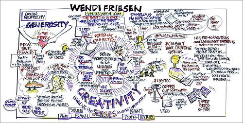 Wendi Friesen's talk