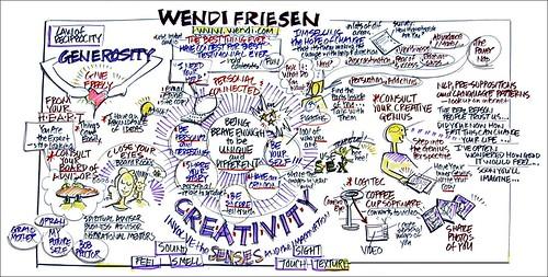Wendi Friesen's talk