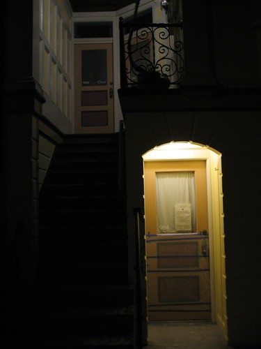 Russian Hill Doorways