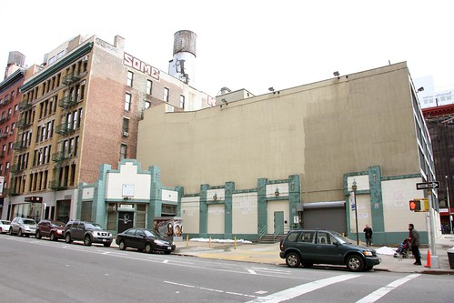 The Weird Little Building On Lafayette Street
