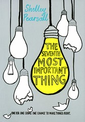 The Seventh Most Important Thing (Vernon Barford School Library) Tags: 9781338111477 shelleypearsall shelley pearsall africanamerican africanamericans african american americans artists communityservice punishment punishments folkart folkartists artist art jameshampton vernon barford library libraries new recent book books read reading reads junior high middle vernonbarford fiction fictional novel novels paperback paperbacks softcover softcovers covers cover bookcover bookcovers historical historic history historicalfiction