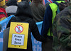 Anti-fracking campaigner Tina Louise Rothery's court case in Preston protest - 3 (Tony Worrall) Tags: preston court case frack fracking oil fuel lancashire candid people protest outside many crowd law cuadrilla drill drilling nanna battle crowncourt