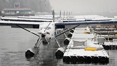 C-FRNO - Harbour Air - DHC-3 Turbine Otter (bcavpics) Tags: cfrno harbourair dhc3 turbine otter aviation aircraft plane airplane seaplane floatplane cyhc coalharbour vancouver britishcolumbia canada bcpics