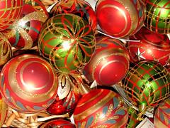 Xmas Ornaments - by Gertrud K.