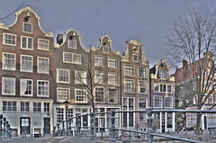 Amsterdam canals #4 (camTrails) Tags: amsterdam canals hdr brouwersgracht 3xp