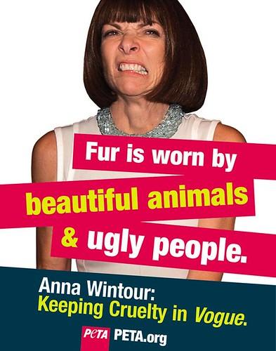 PETA (Anna Wintour)