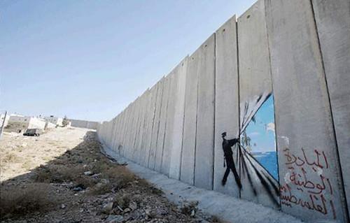 Palestine-Israel-wall