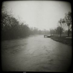 Holga: Riverside Park by Matt Callow