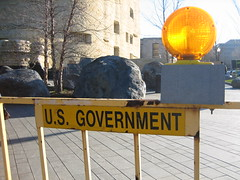 U.S. Government? (timothymeaney) Tags: sign washingtondc us dc washington 2006 irony government funnysign usgovernment visualirony