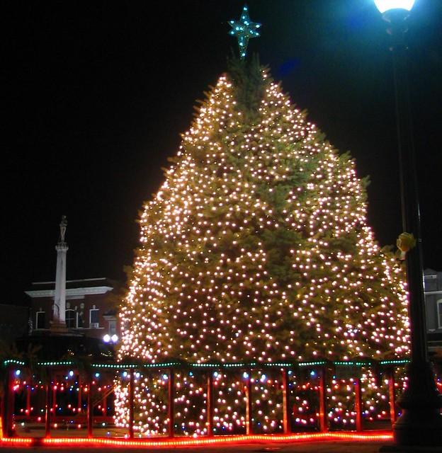 Franklin's Christmas Tree