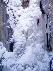 Oregon Jack (Dru!) Tags: canada ice climb frozen waterfall bc britishcolumbia limestone climber iceclimbing lillooet ascent iceclimber stemalot iceclimb cornwallhills westcoastice oregonjack oregonjackprovincialpark