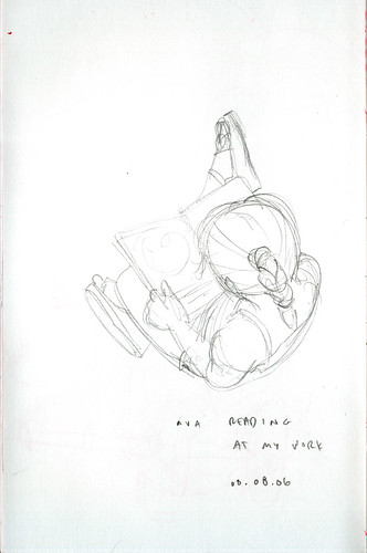 sketchdump: ava