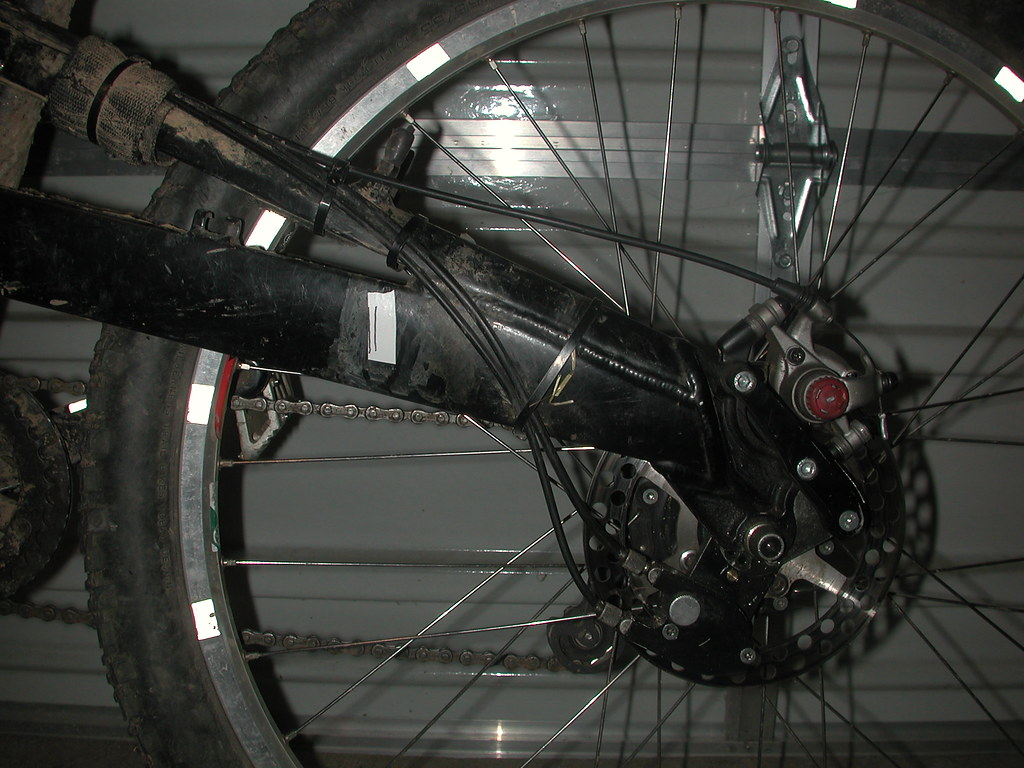 Typical Rohloff Install
