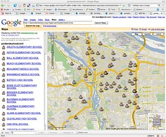 Google Maps Reads Google Earth Files    — Tim Lauer