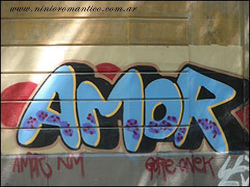 Grafiti de amor