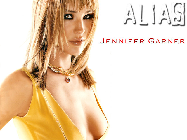 ALIAS Jennifer Garner by Chris. M.C.