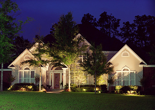 Beau Exterior Lighting