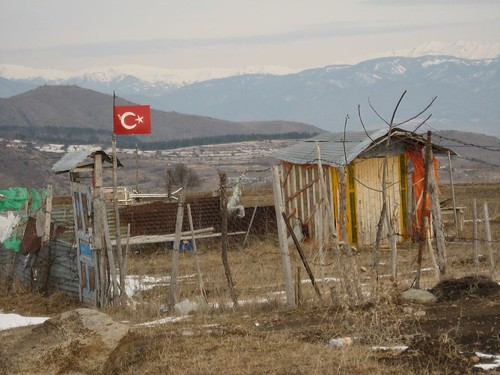 Shack near Efnurum, Turkey