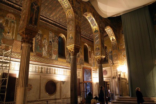 Cappella Palatina Interior